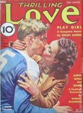 Thrilling Love (1931-1955 Metropolitan-Standard) Pulp Vol. 16 #1