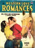 Western Love Romances (1949-1950 Popular) Pulp Vol. 2 #2
