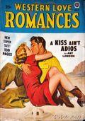 Western Love Romances (1949-1950 Popular) Pulp Vol. 2 #3