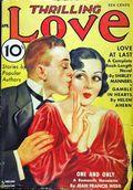 Thrilling Love (1931-1955 Metropolitan-Standard) Pulp Vol. 17 #3