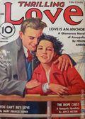 Thrilling Love (1931-1955 Metropolitan-Standard) Pulp Vol. 18 #2