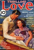 Thrilling Love (1931-1955 Metropolitan-Standard) Pulp Vol. 19 #1