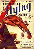 Complete Flying Novel Magazine (1929-1930 Good Story Magazines) Vol. 1 #1