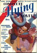 Complete Flying Novel Magazine (1929-1930 Good Story Magazines) Vol. 1 #2