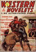 Western Novelets (1936 Western Fiction) Pulp 1st Series Vol. 1 #1