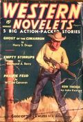 Western Novelets (1936 Western Fiction) Pulp 1st Series Vol. 1 #2