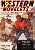 Western Novelets (1936 Western Fiction) Pulp 1st Series Vol. 1 #3