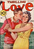 Thrilling Love (1931-1955 Metropolitan-Standard) Pulp Vol. 20 #2