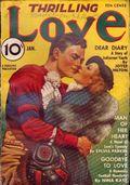 Thrilling Love (1931-1955 Metropolitan-Standard) Pulp Vol. 20 #3