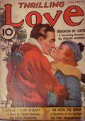 Thrilling Love (1931-1955 Metropolitan-Standard) Pulp Vol. 21 #1