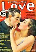 Thrilling Love (1931-1955 Metropolitan-Standard) Pulp Vol. 21 #2