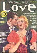 Thrilling Love (1931-1955 Metropolitan-Standard) Pulp Vol. 24 #1