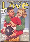 Thrilling Love (1931-1955 Metropolitan-Standard) Pulp Vol. 24 #2
