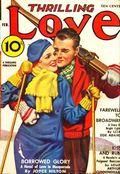 Thrilling Love (1931-1955 Metropolitan-Standard) Pulp Vol. 25 #1