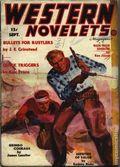 Western Novelets (1937 Manvis) Pulp 2nd Series Vol. 1 #1