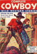 Complete Cowboy Novel Magazine (1939-1950 Blue Ribbon Magazines) Pulp Vol. 3 #2