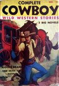 Complete Cowboy Novel Magazine (1939-1950 Blue Ribbon Magazines) Pulp Vol. 3 #3