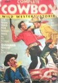 Complete Cowboy Novel Magazine (1939-1950 Blue Ribbon Magazines) Pulp Vol. 4 #6
