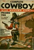 Complete Cowboy Novel Magazine (1939-1950 Blue Ribbon Magazines) Pulp Vol. 5 #1