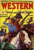 Western Novel and Short Stories (1934-1957 Newsstand-Stadium) Pulp Vol. 1 #1