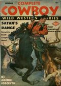 Complete Cowboy Novel Magazine (1939-1950 Blue Ribbon Magazines) Pulp Vol. 5 #3
