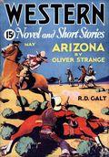 Western Novel and Short Stories (1934-1957 Newsstand-Stadium) Pulp Vol. 1 #2