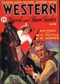 Western Novel and Short Stories (1934-1957 Newsstand-Stadium) Pulp Vol. 1 #3