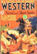 Western Novel and Short Stories (1934-1957 Newsstand-Stadium) Pulp Vol. 1 #4