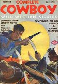 Complete Cowboy Novel Magazine (1939-1950 Blue Ribbon Magazines) Pulp Vol. 5 #6