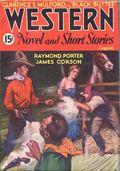 Western Novel and Short Stories (1934-1957 Newsstand-Stadium) Pulp Vol. 1 #5