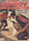 Complete Cowboy Novel Magazine (1939-1950 Blue Ribbon Magazines) Pulp Vol. 6 #2