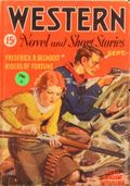 Western Novel and Short Stories (1934-1957 Newsstand-Stadium) Pulp Vol. 1 #6