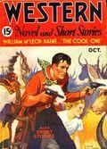 Western Novel and Short Stories (1934-1957 Newsstand-Stadium) Pulp Vol. 2 #1