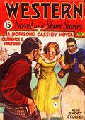 Western Novel and Short Stories (1934-1957 Newsstand-Stadium) Pulp Vol. 2 #2