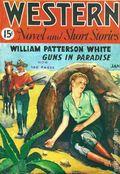 Western Novel and Short Stories (1934-1957 Newsstand-Stadium) Pulp Vol. 2 #3