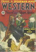 Western Novel and Short Stories (1934-1957 Newsstand-Stadium) Pulp Vol. 2 #4
