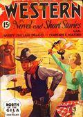 Western Novel and Short Stories (1934-1957 Newsstand-Stadium) Pulp Vol. 2 #5