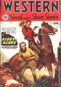 Western Novel and Short Stories (1934-1957 Newsstand-Stadium) Pulp Vol. 2 #6