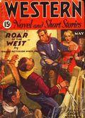 Western Novel and Short Stories (1934-1957 Newsstand-Stadium) Pulp Vol. 3 #1