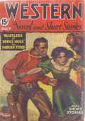 Western Novel and Short Stories (1934-1957 Newsstand-Stadium) Pulp Vol. 3 #3