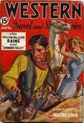 Western Novel and Short Stories (1934-1957 Newsstand-Stadium) Pulp Vol. 3 #4