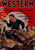 Western Novel and Short Stories (1934-1957 Newsstand-Stadium) Pulp Vol. 3 #6