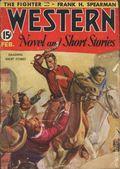 Western Novel and Short Stories (1934-1957 Newsstand-Stadium) Pulp Vol. 4 #4