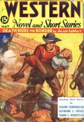 Western Novel and Short Stories (1934-1957 Newsstand-Stadium) Pulp Vol. 4 #6