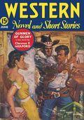Western Novel and Short Stories (1934-1957 Newsstand-Stadium) Pulp Vol. 5 #1