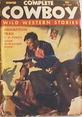 Complete Cowboy Novel Magazine (1939-1950 Blue Ribbon Magazines) Pulp Vol. 6 #4