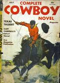 Complete Cowboy Novel Magazine (1939-1950 Blue Ribbon Magazines) Pulp Vol. 6 #5