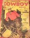 Complete Cowboy Novel Magazine (1939-1950 Blue Ribbon Magazines) Pulp Vol. 7 #1
