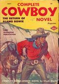 Complete Cowboy Novel Magazine (1939-1950 Blue Ribbon Magazines) Pulp Vol. 7 #3