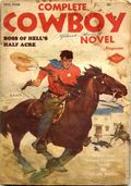 Complete Cowboy Novel Magazine (1939-1950 Blue Ribbon Magazines) Pulp Vol. 7 #5